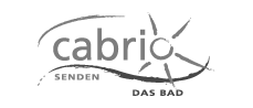 cabrio Senden - das Bad - Website, SEO, Print Media, Social Media